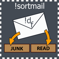 Sort Mail feat stamp
