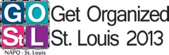 Get Organized St. Louis logo