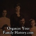 Organize Your Family History