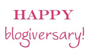 Happy blogiversary to Organize Your Family History.com!