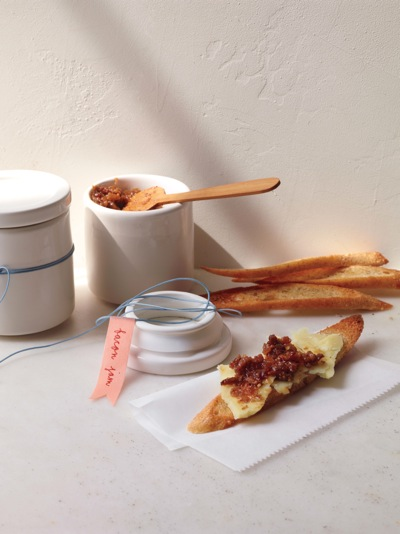 Bacon jam from Martha Stewart Living
