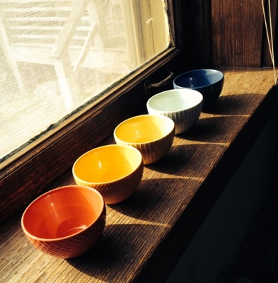 West Elm's Textured Dip Bowls can hold much more than dip