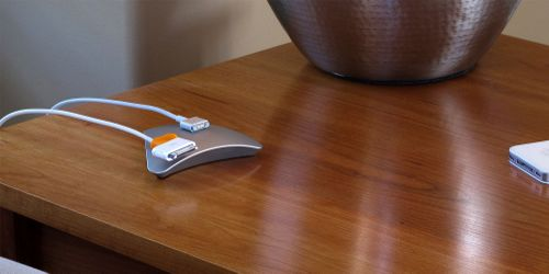 MOS keeps cables in sight, elegantly
