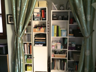 Even professional organizers can have difficulty decluttering