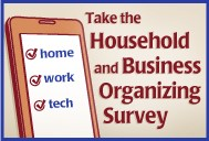 Take NAPO's Household and Business Organizing Survey