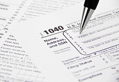 Get started on your taxes