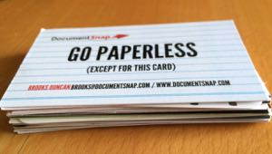Dealing with business cards after a conference blog peace of dealing with business cards after a conference colourmoves