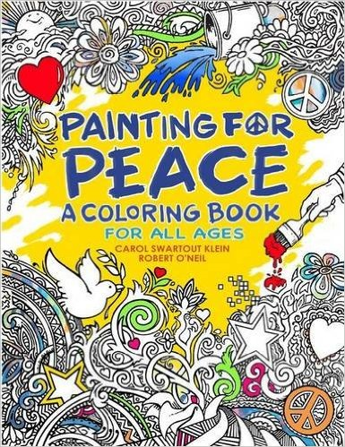 Painting for Peace coloring book