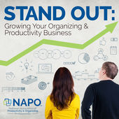 NAPO's podcast Stand Out